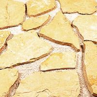 Gardenlux Flagstone bourgogne geel m2