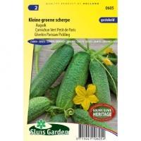 Augurken zaden Kleine groene scherpe