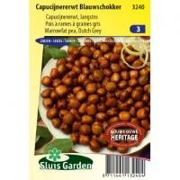 Capucijnererwt zaden - Blauwschokker