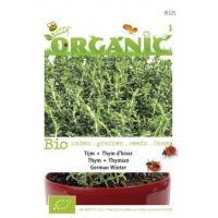 Tijm Thymus vulgaris Tijm - Kruidenzaden - 0,15gram