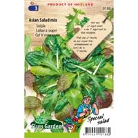 Sluis Garden Snijsla zaden - Asian Salad mix