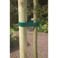 Nature Boomband Groen 4 cm - 2 Meter