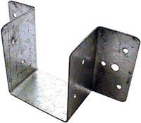 Regeldrager 63mm houtverbinding, verzinkt