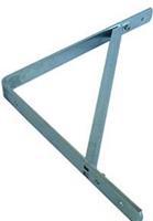 Plankdrager 500mm, verzinkt