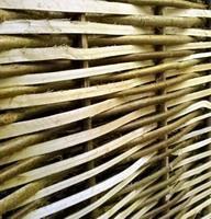 Hazelaarscherm gespleten tuinschermen vlechtscherm 180x180cm