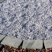 Siergrind siersplit Ice Blue 1000kg