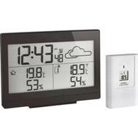 Digitaal draadloos weerstation TFA 35.1135.01 (Buitenluchtvochtigheid, Buitentemperatuur, Binnenluchtvochtigheid, Binnentemperatuur, Max. 3 sensoren, Max.- en