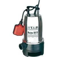Tippumpen Vuilwater-dompelpomp 10500 l/h 7 m TIP Pumpen 30121