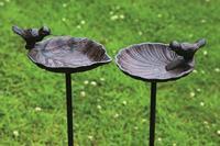 Boltze Tuinsteker vogeldrinkschaal