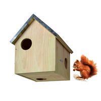 Bestforbirds Eekhoorn - Woonhuis - 25x26x29 cm
