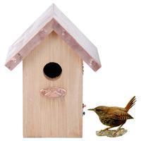 Bestforbirds Nestkast winterkoning koperen dak