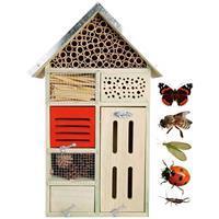 Bestforbirds Groot insectenhotel 7 gastenkamers