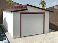 Garage Torino Sectionale poort