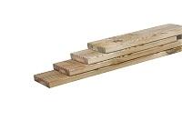 Woodvision Vlonderplank/dekdeel Grenen 28 x 145 mm 500cm
