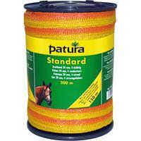 Patura standaard lint 20mm, geel/oranje 200m