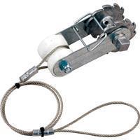 Patura draadspanner met isolator en cord 2st
