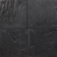 Rustic slate 70x70x3cm antraciet