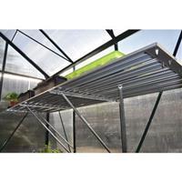 Royal Well Grower - Kweektafel - Zilver - 250x62,5cm