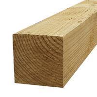 Woodvision Douglas paal 150 x 150 mm Geïmpregneerd 300 cm