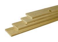 Woodvision Tuinhout plank ME vuren 16 x 140 Geschaafd 180cm