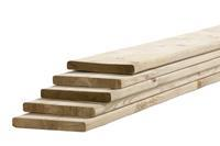 Woodvision Tuinhout plank NE Vuren 18 x 145 mm 180 cm