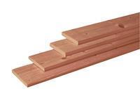 Woodvision Douglas plank 18 x 160 mm Sc. Geïmpregneerd 180 cm