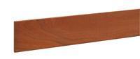 Woodvision Hardhouten plank hardhout 20 x 200 300cm