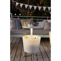 Keter Illuminated Coolbar - wit