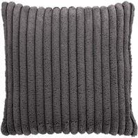 Home Living sierkussen RIB Soft Touch Grey