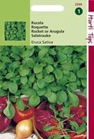 Hortitops Rucola Eruca sativa Coltivata (Eruca (Vesicaria) Sativa) - Groentezaden - 5gram
