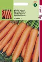 Hortitops Wortelen Daucus carota Flakkeese 2 (Stomppunt) - Groentezaden - 6gram