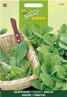 Buzzy seeds zaden raapstelen groene