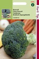 Hortitops Broccoli Brassica oleracea Calabria - Groentezaden - 1,5gram