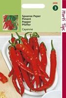 Hortitops Peper Cayenne, Spaanse Lange Rode