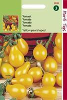 Hortitops Tomaten Solanum lycopersicum L. (syn L. esculentum) Yellow Pearshaped - Groentezaden - 0,5gram