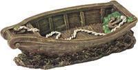 Gebr. de Boon Polyresin ornament roeiboot 18x6,5x4,5 cm Gebr de Boon