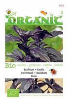 Buzzy Organic Basilicum Rosie (Skal 14725) Tuinplus