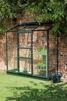 Royalwell Wall Garden 62, groen gecoat, veiligheidsglas 3mm