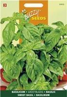 Buzzy seeds zaden basilicum grootbladig