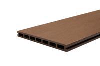 Woodvision Composiet Vlonderplank 23 x 250 Bruin 300 cm