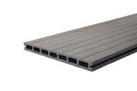 Woodvision Composiet Vlonderplank 23 x 250 Grijs 300 cm