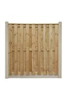 Woodvision Betowood T-paal Grijs