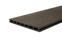 Woodvision Composiet Vlonderplank 23 x 250 Antraciet 420 cm