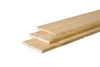 Hillhout Tuinhout plank ME Vuren 19 x 200 mm Fijnbezaagd 180 cm