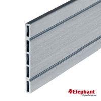 Elephant Schuttingplank composiet grijs 14,5 x 180 cm (set van 4 stuks)