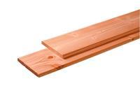 Hillhout Geschaafde/fijnbezaagde plank Douglas 28 x 195 mm 300 cm