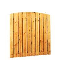 Hillhout Toogplankenscherm grenen Verticaal 21 planks