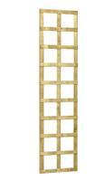 Hillhout Grenen Trellisscherm 40 x 180 cm