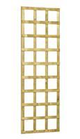 Hillhout Grenen Trellisscherm 60 x 180 cm