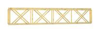 Hillhout Zelfbouwsysteem Decoratie trellis met kruizen